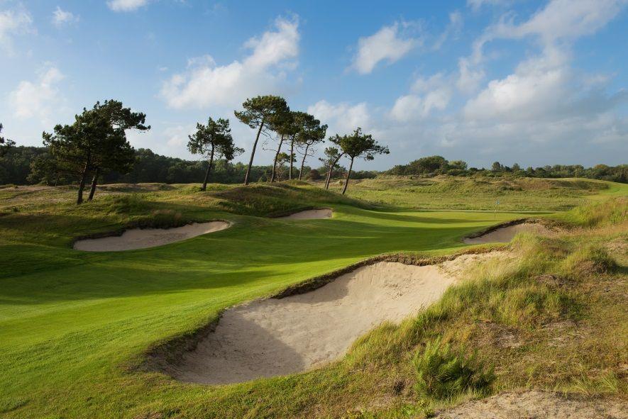 golf resort le touquet