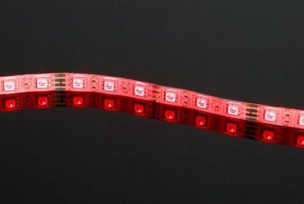 La bande d'éclairage LED et ses avantages