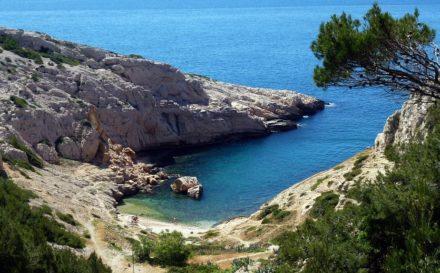 vacances à Marseille, les calanques
